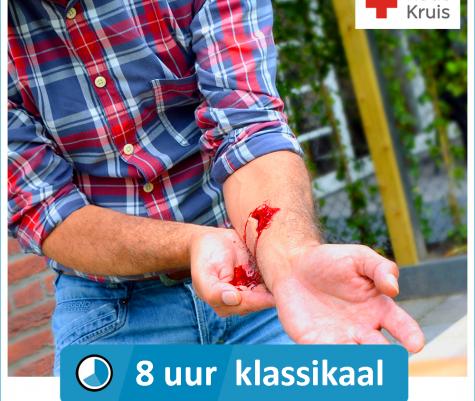 Basis Eerste Hulp Opleiding Nederlands Rode Kruis Ehbo Bhv Nederland