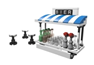 Lego BHV Table Top Koffer - Evenementen