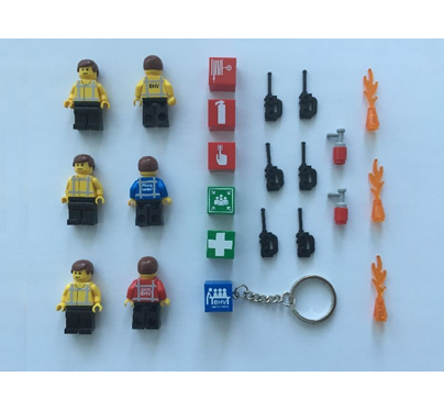 Lego BHV Table Top mini set